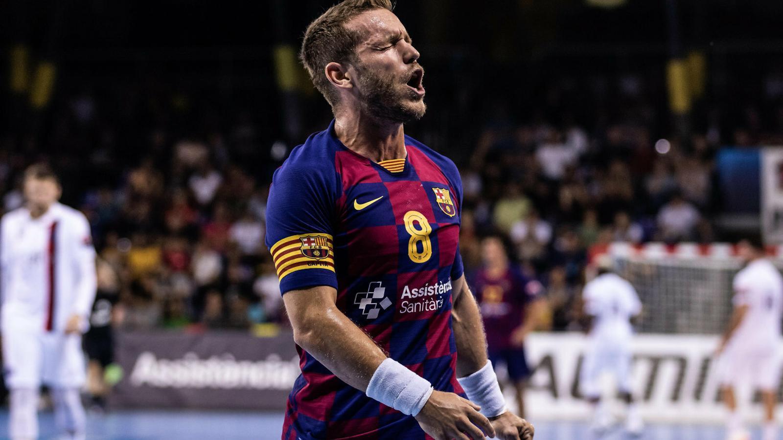 Víctor Tomàs, 701 gols per fer història  a Europa