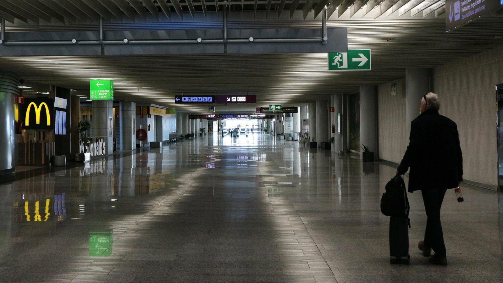 El coronavirus pot obrir                                    a les Balears una crisi pitjor que la del 2008
