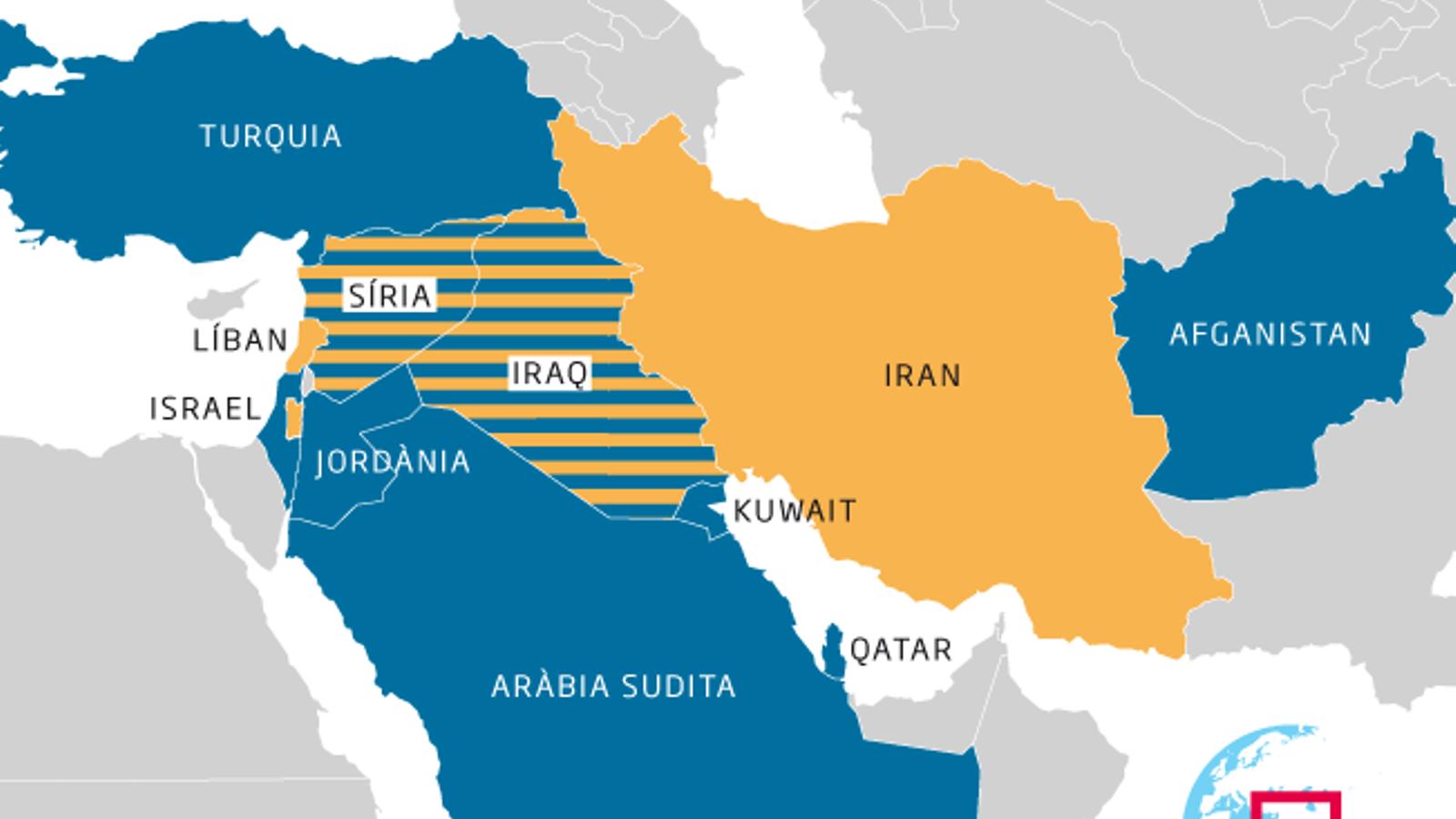Els règims de Teheran i Bagdad es reforcen gràcies a l'atac de Trump