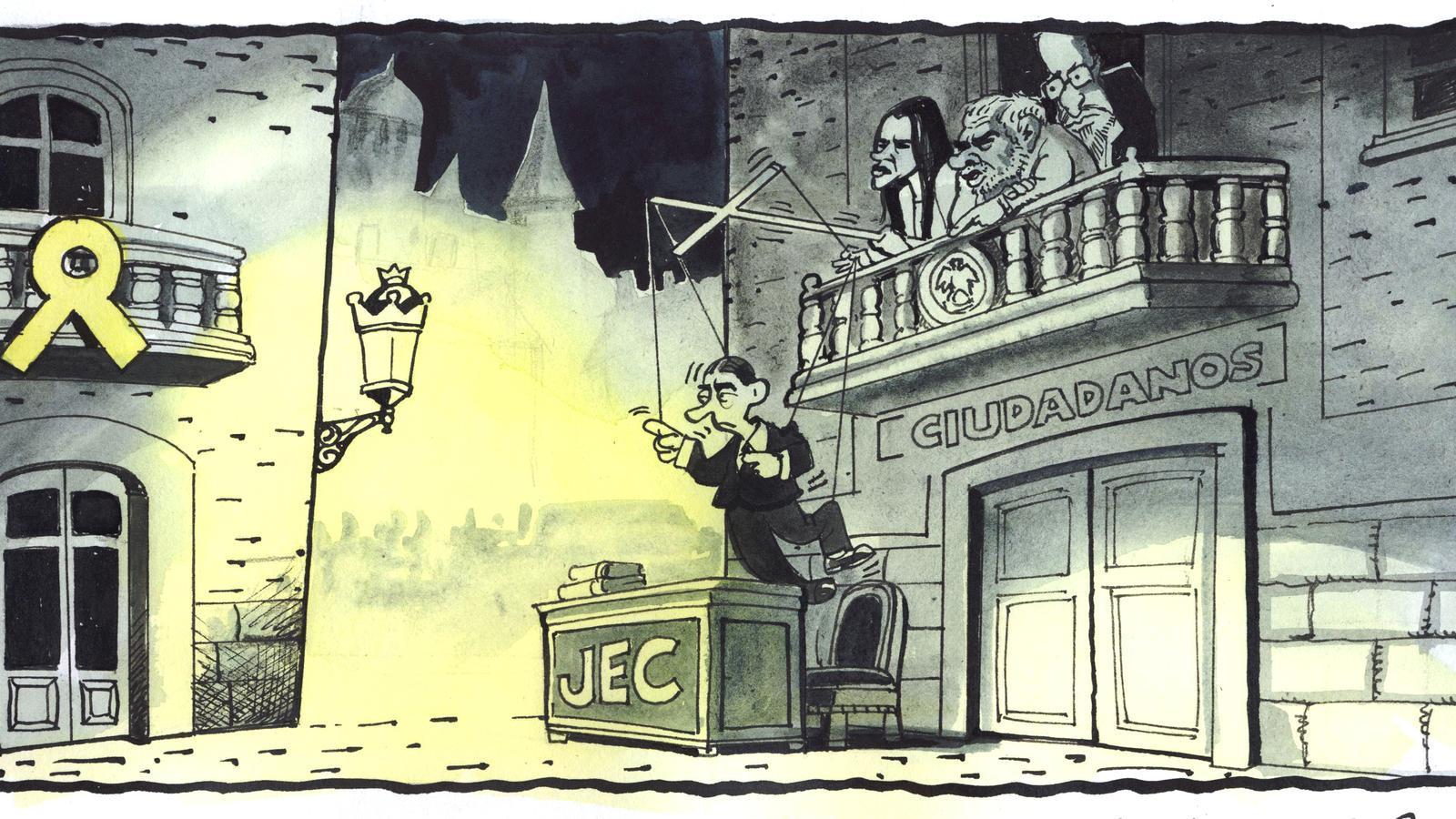 'A la contra', per Ferreres 01/03/2020