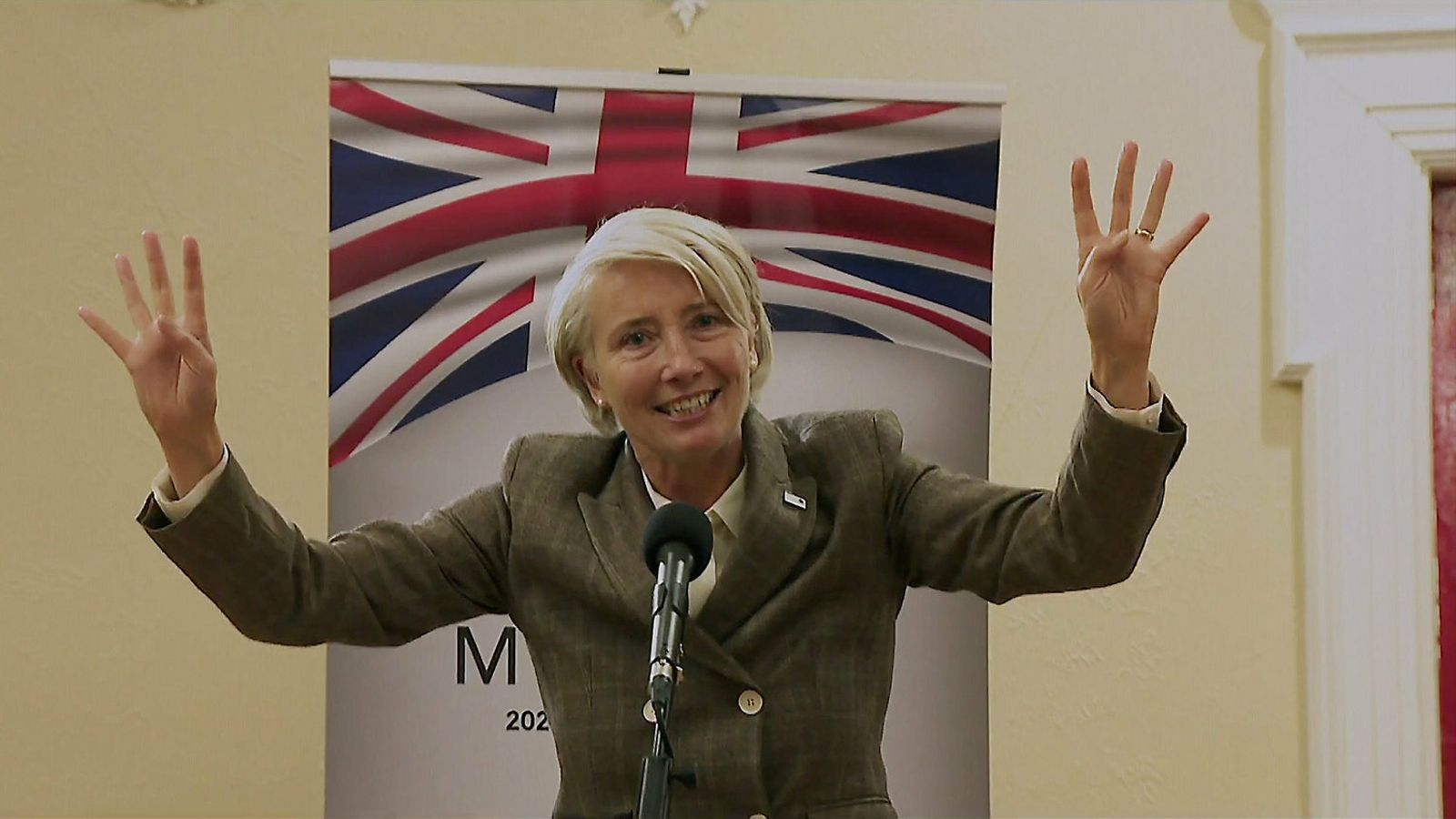 Emma Thompson arriba a la HBO amb la sèrie 'Years and years'