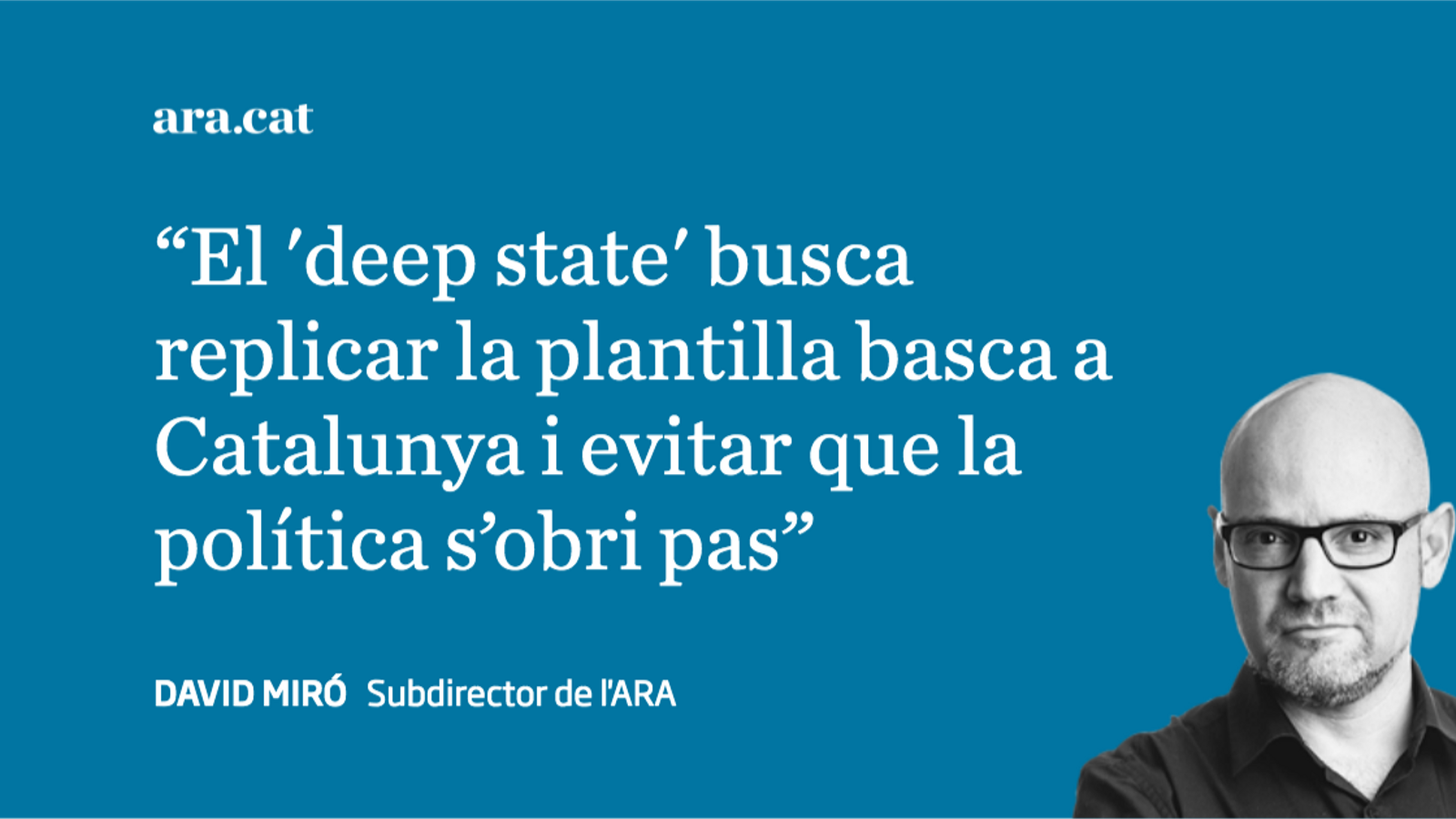 Frustració independentista, frustració espanyolista