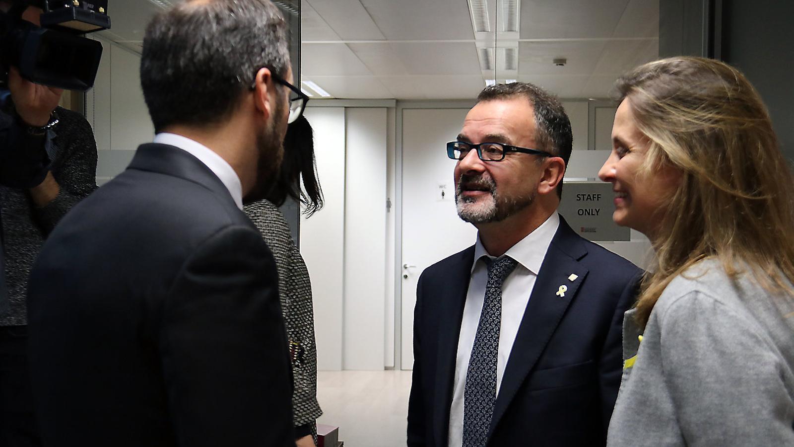 Bosch reclama unitat d'acció amb el Consell per la República