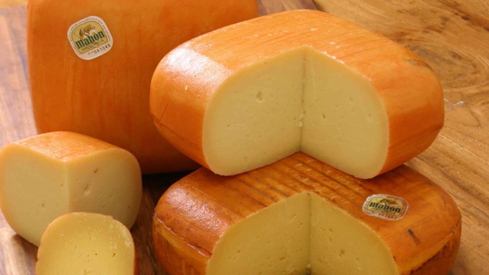 El formatge D.O. Mahón-Menorca és un dels actius econòmics més importants de l'illa.