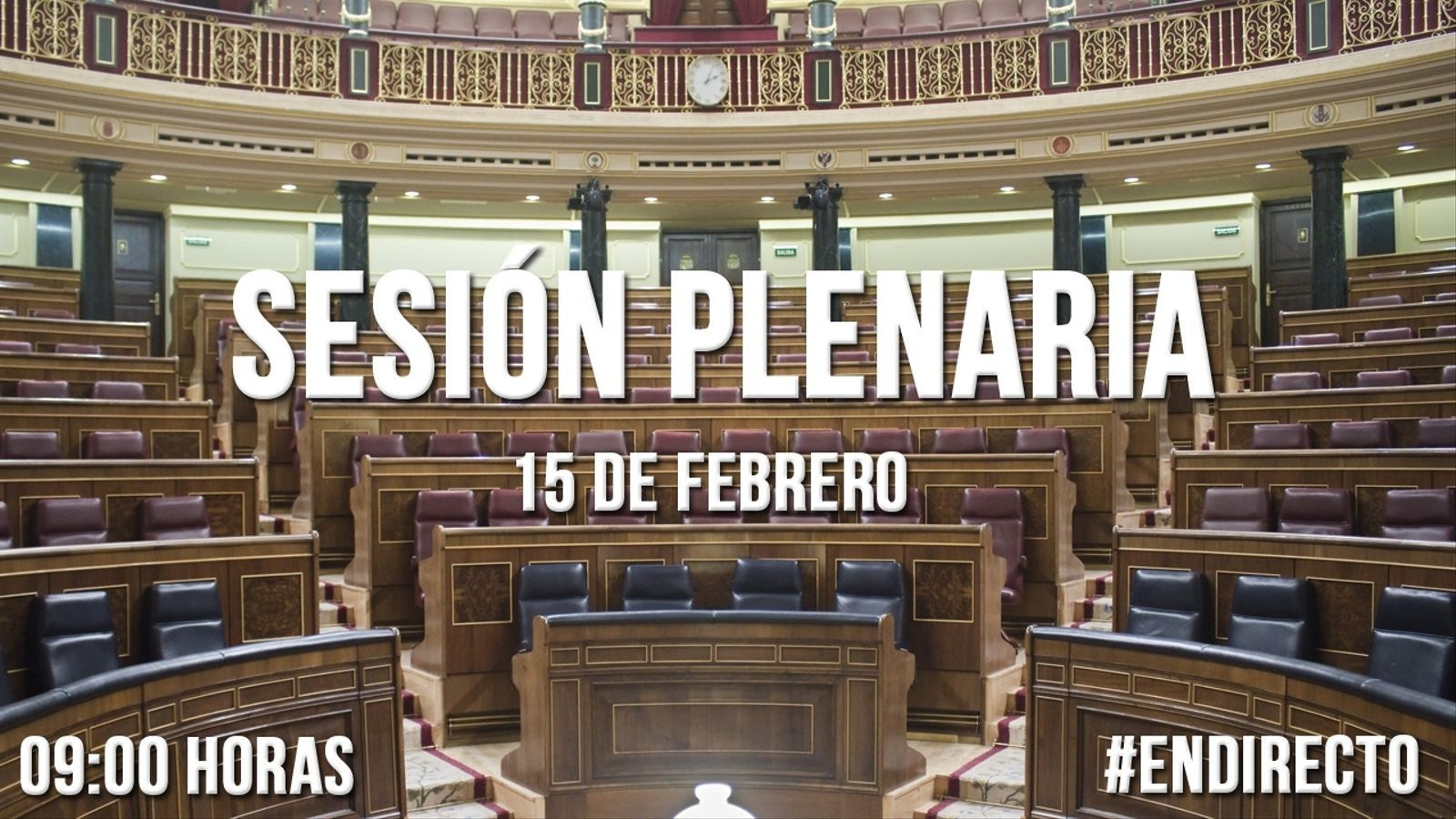 Sessió de control al govern espanyol del 15 de febrer del 2017