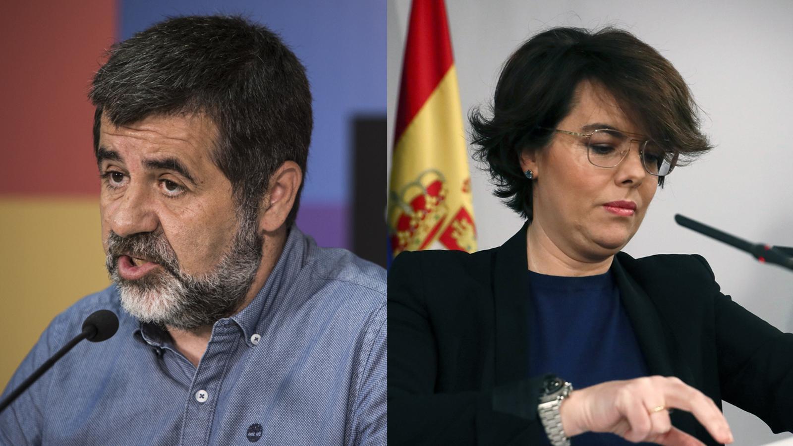 L'anàlisi d'Antoni Bassas: «Amb fugats o empresonats no hi tenim relació» (Soraya)