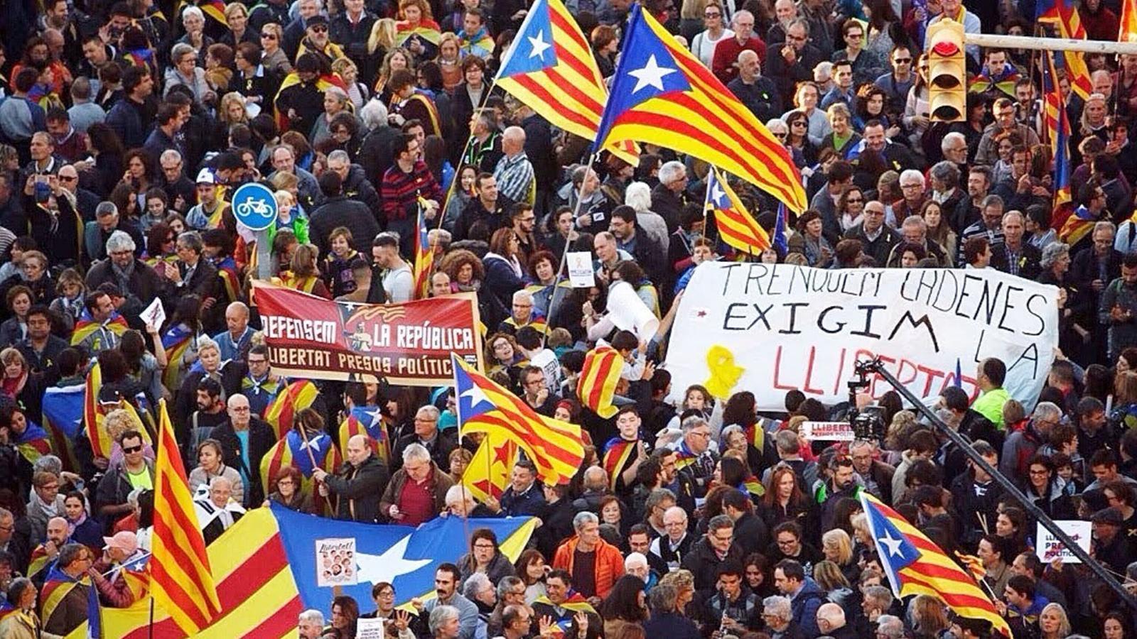 """""""Necessitem manifestar-nos i cridar perquè políticament no ens faran cas"""""""