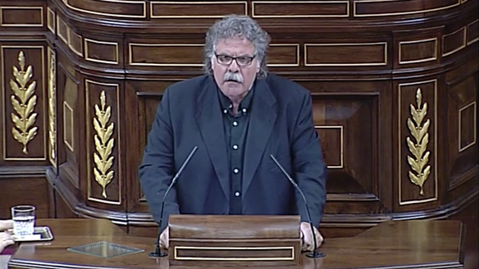Tardà a Wert: S'ha de ser molt mala persona i molt fanàtic per ofendre a milers de persones que van ser apallissades per parlar en català durant el franquisme