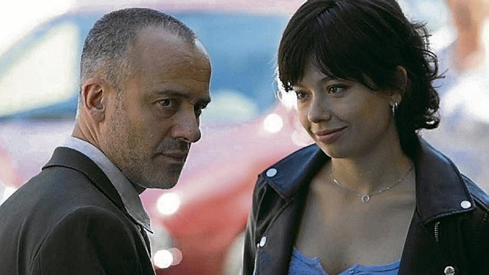 TVE roda 'Estoy vivo', una sèrie policíaca amb tocs sobrenaturals