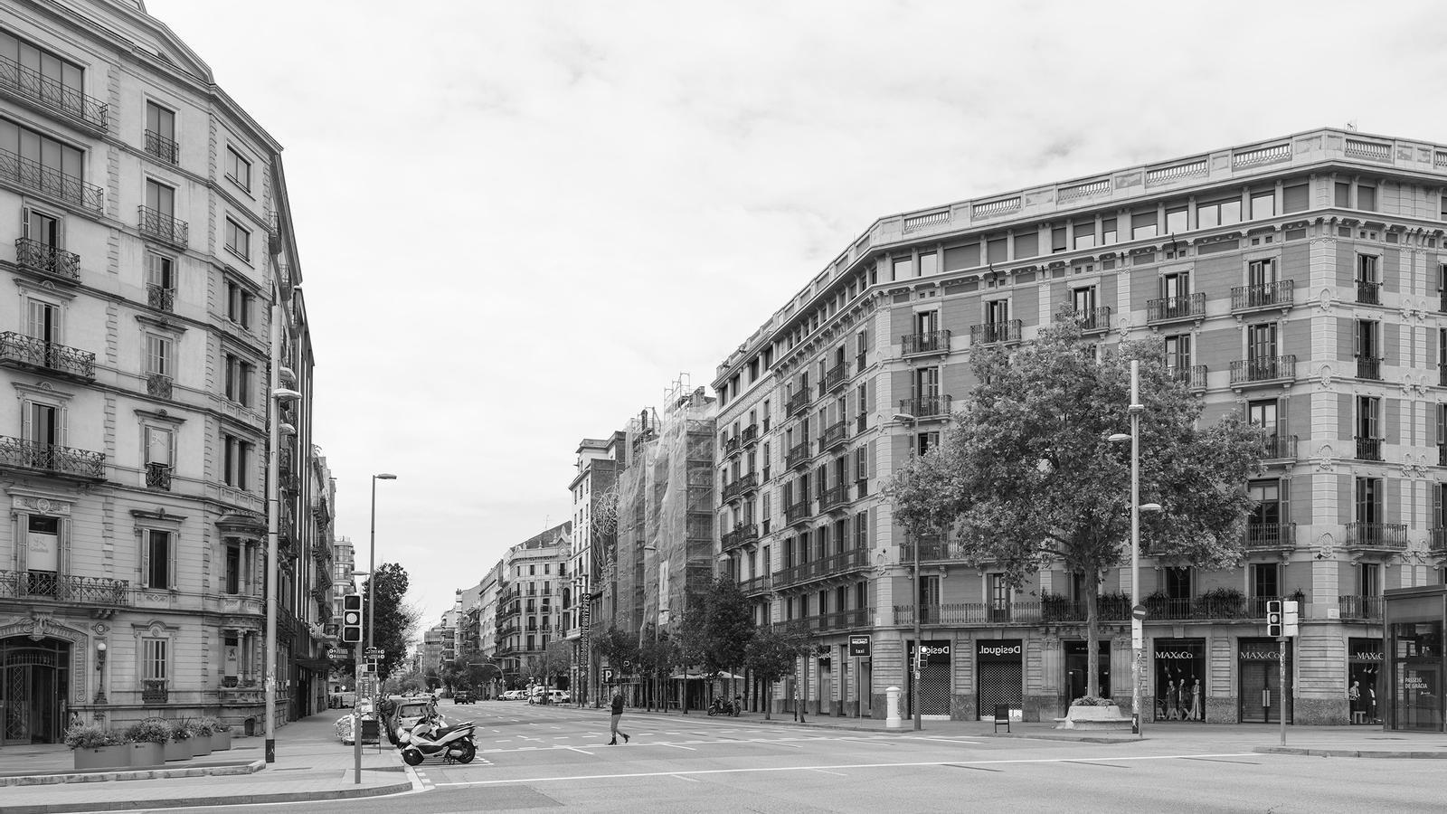 Manolo Laguillo i la Barcelona pandèmica