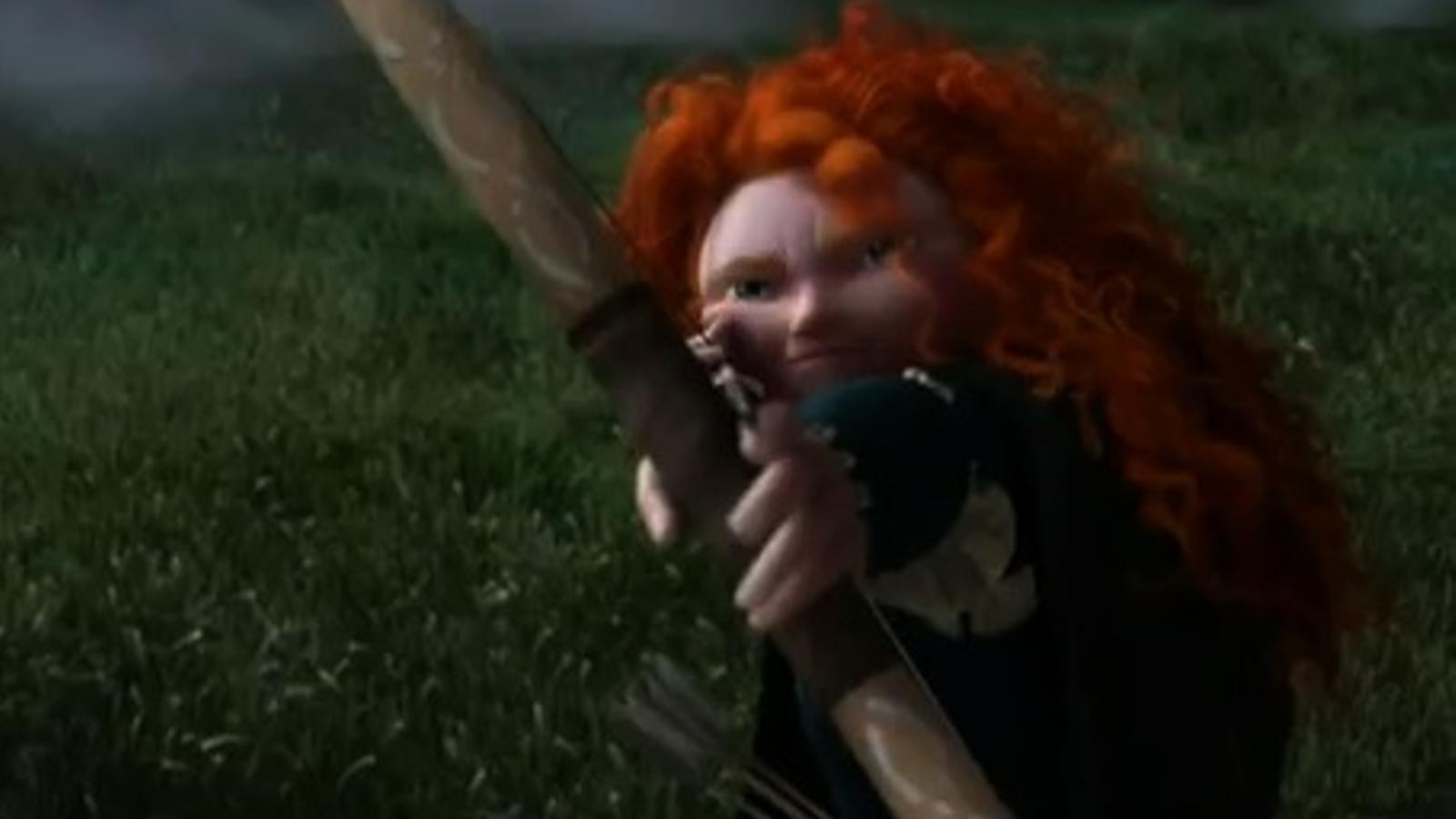 'Brave', el nou film d'animació de Pixar