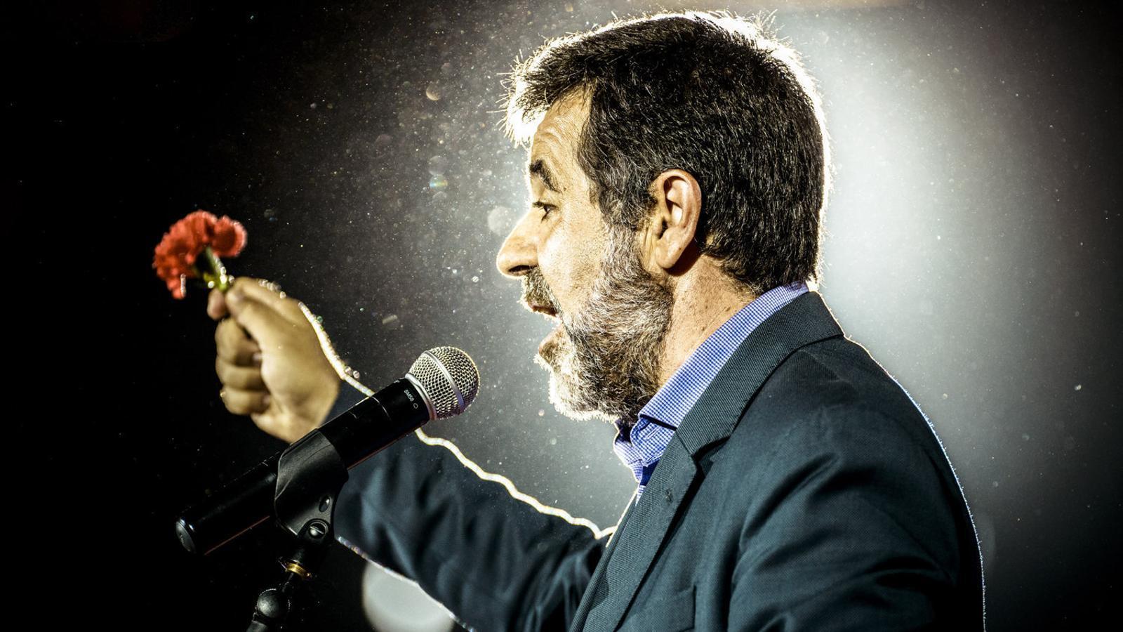 Jordi Sànchez ultima la direcció per liderar la Crida