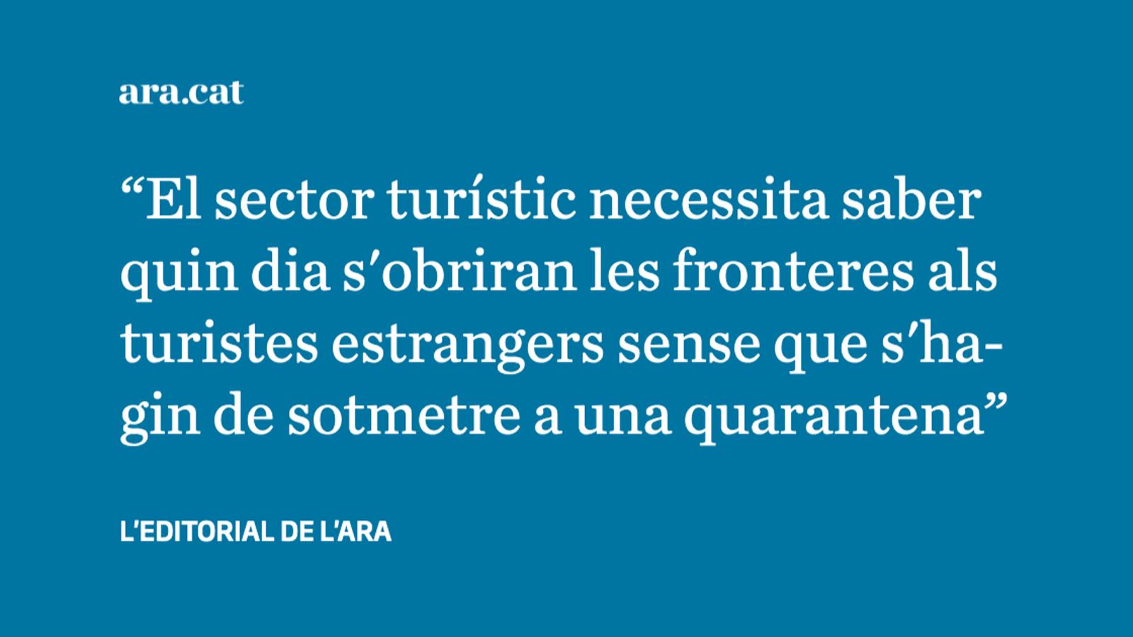 El govern espanyol s'abona a la confusió
