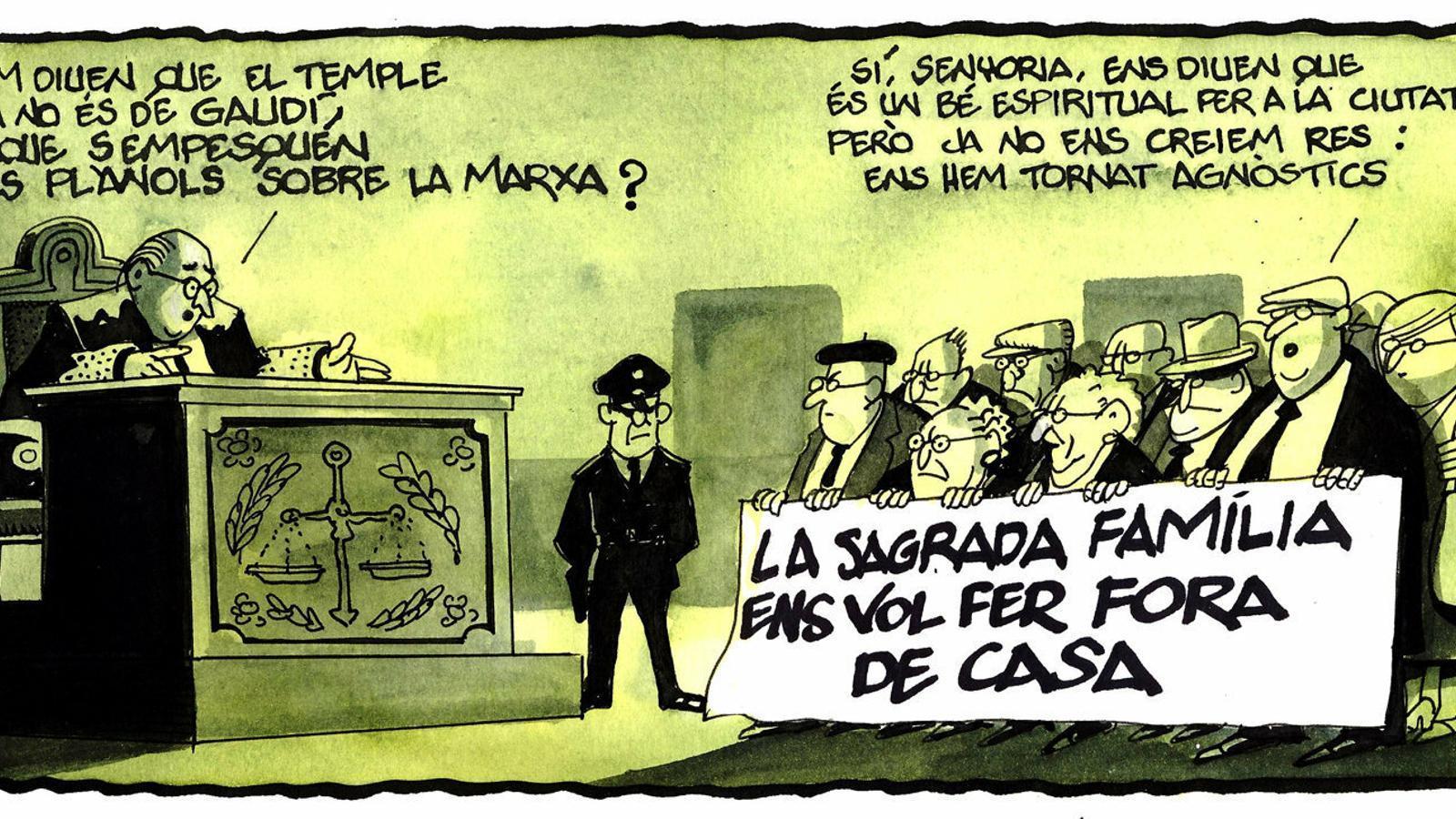 'A la contra', per Ferreres 25/11/2019