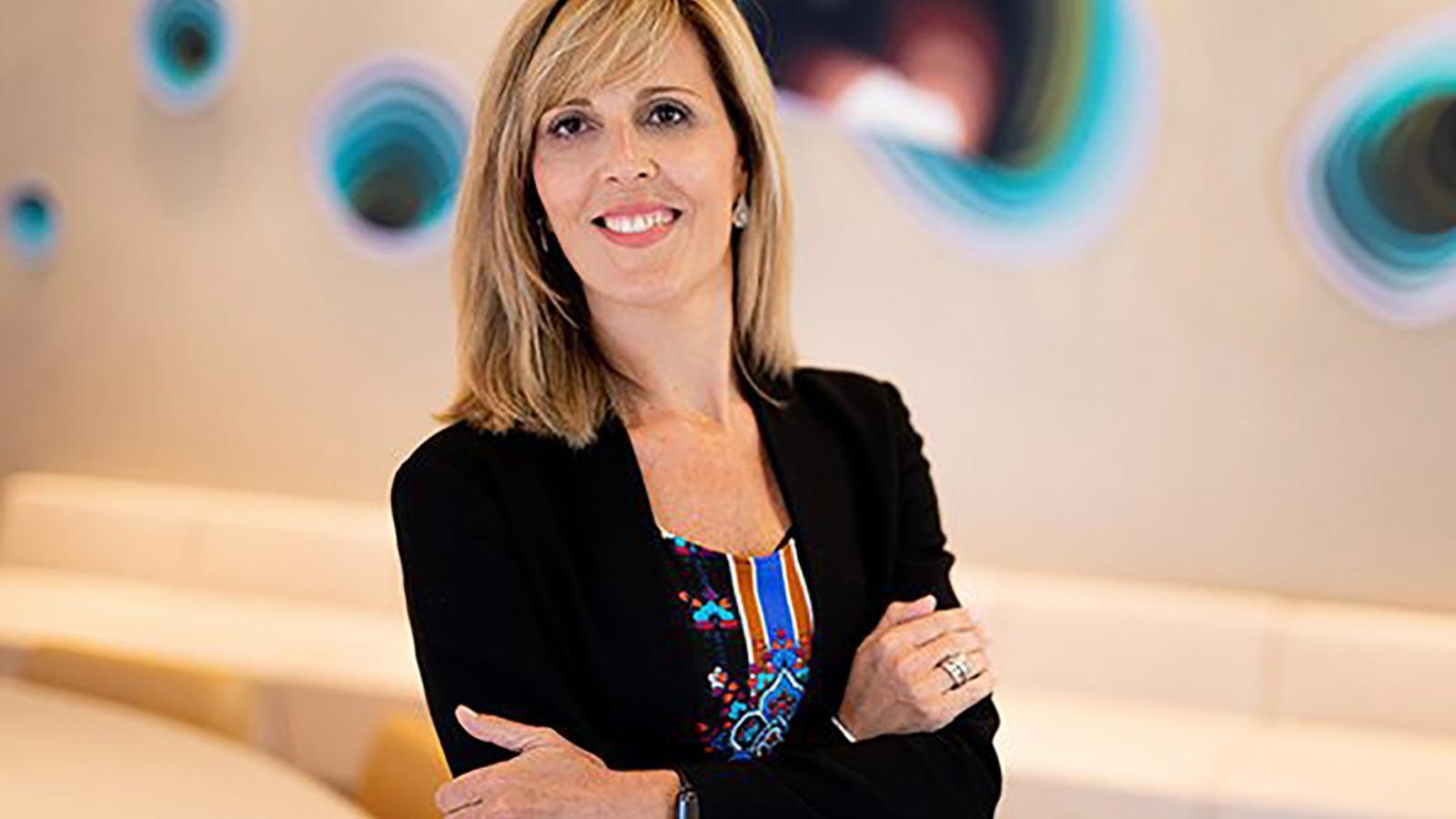 La nova directiva d'Andbank, Anna Olsina. / ANDBANK