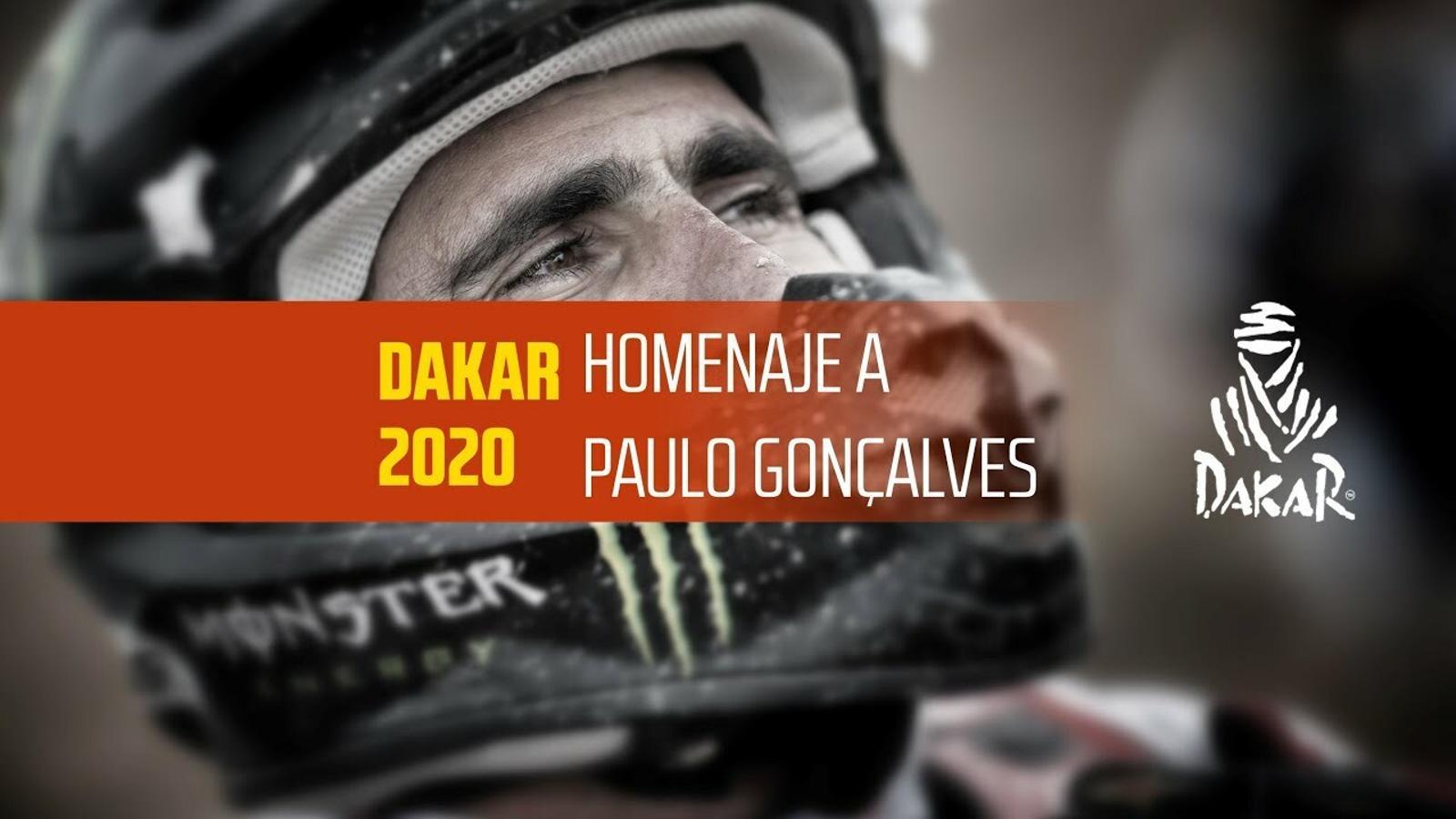 Homenatge a Paulo Gonçalves
