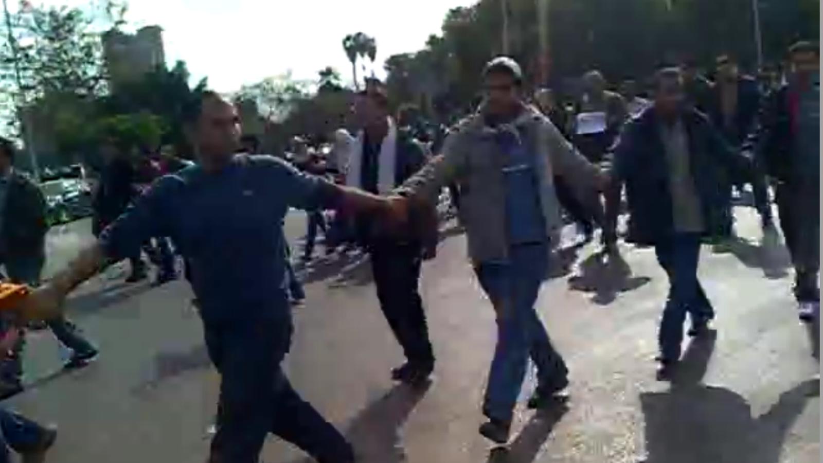 La població pren la plaça Tahrir una vegada més