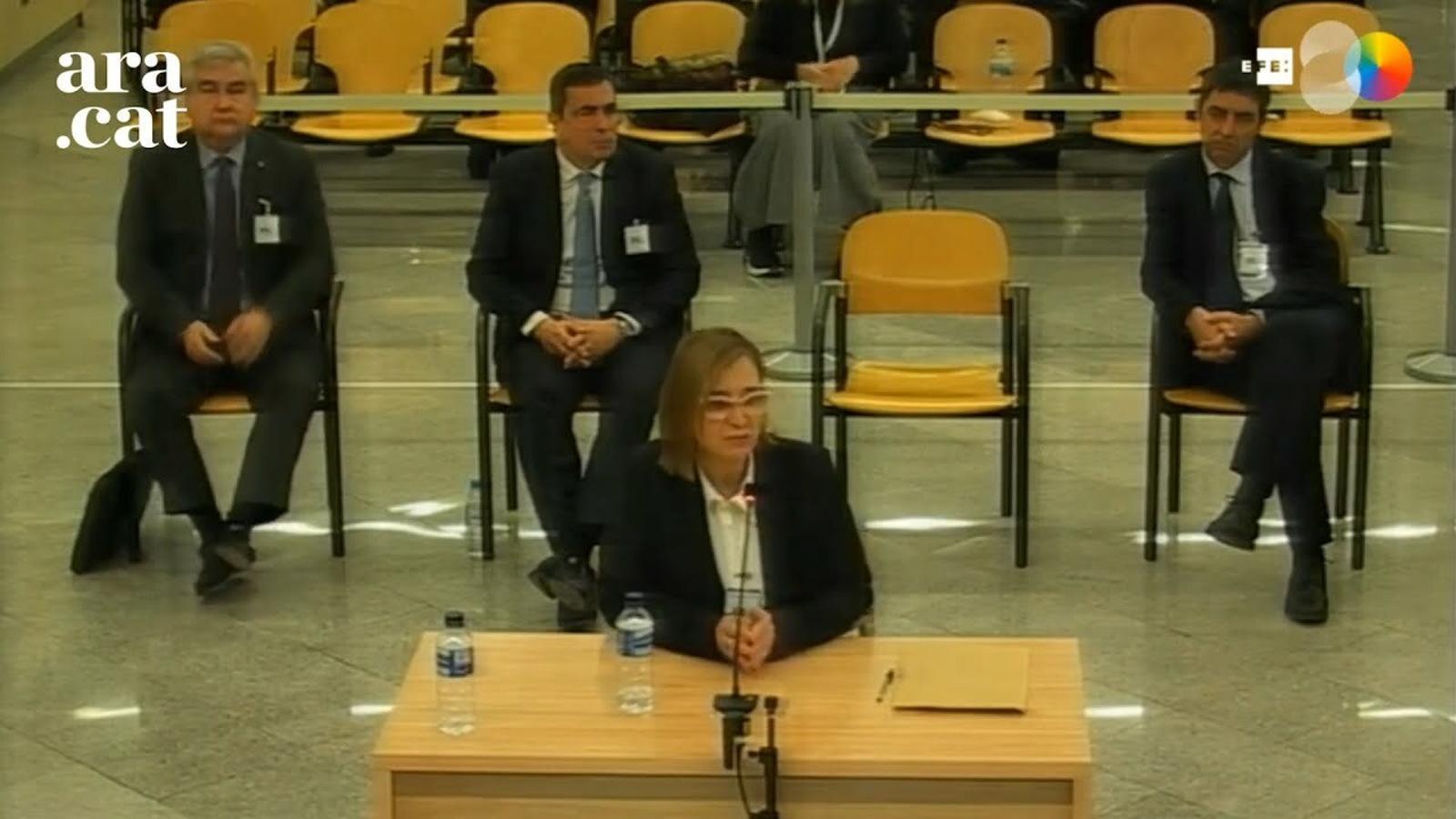 """Laplana: """"Sànchez venia a col·laborar per fer un passadís, no tenia cap autoritat per exigir res"""""""