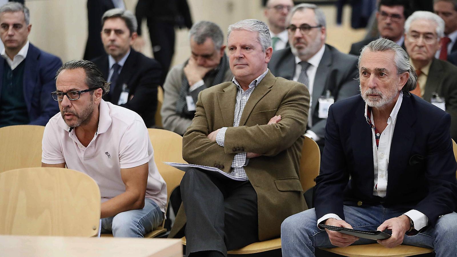 El Bigotes i Crespo, a un pas de confessar al judici de la Gürtel