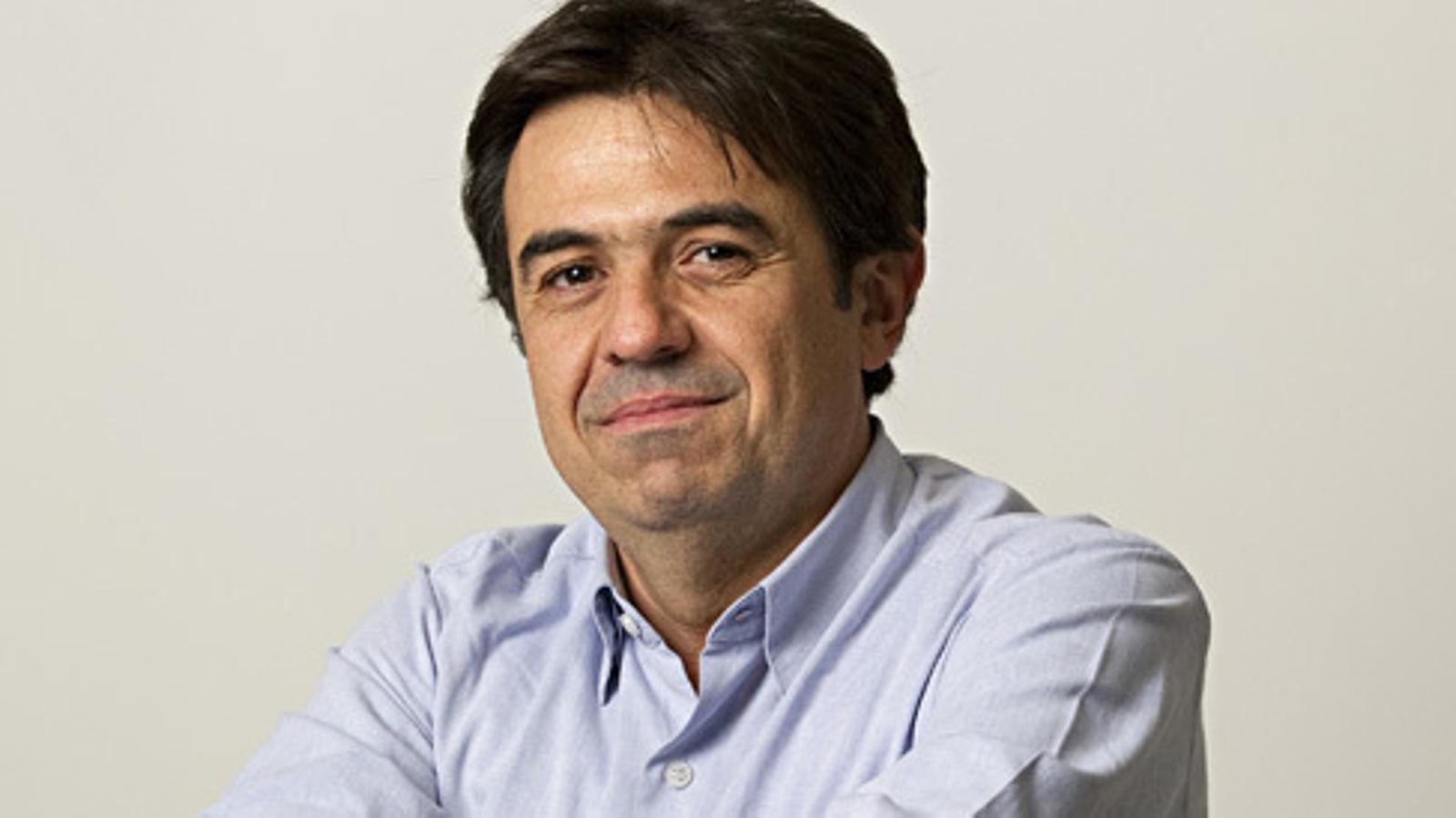 Martí Domínguez guanya el Premi Crítica Serra d'Or amb 'La sega'