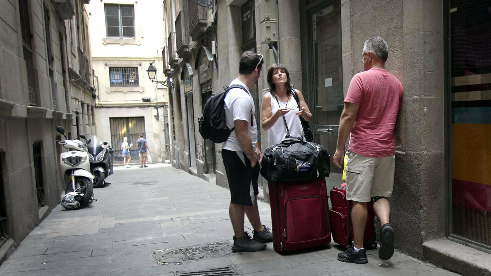 L'emergència converteix el pis turístic en pis de temporada