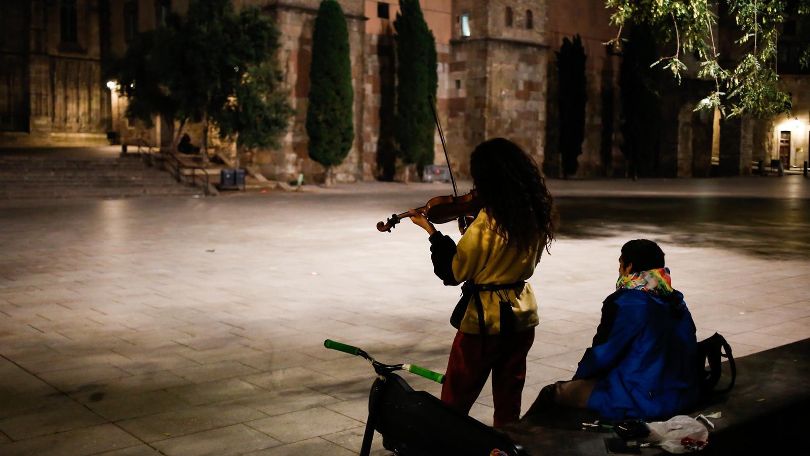 Catalunya, en toc de queda de 22 a 6 h