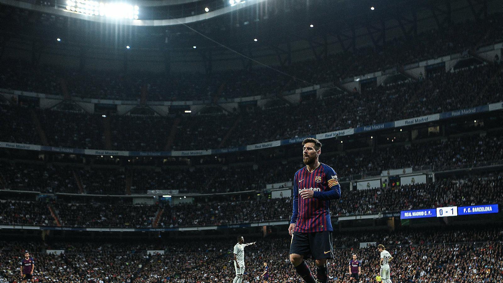 El Bernabéu reclama valentia
