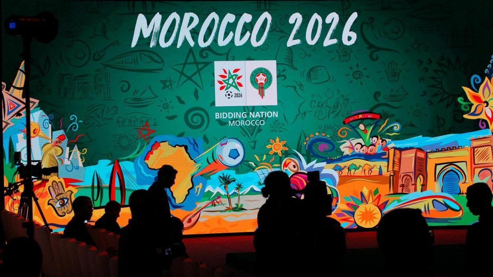 Espanya convida el Marroc per unir-se amb Portugal iorganitzar el Mundial del 2030