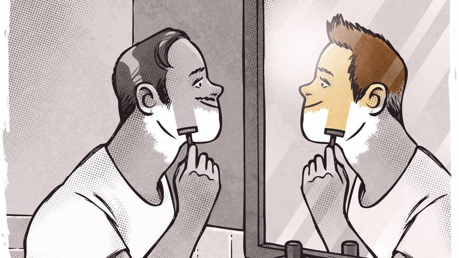 Masculinitats en qüestióQuè vol dir ser home?