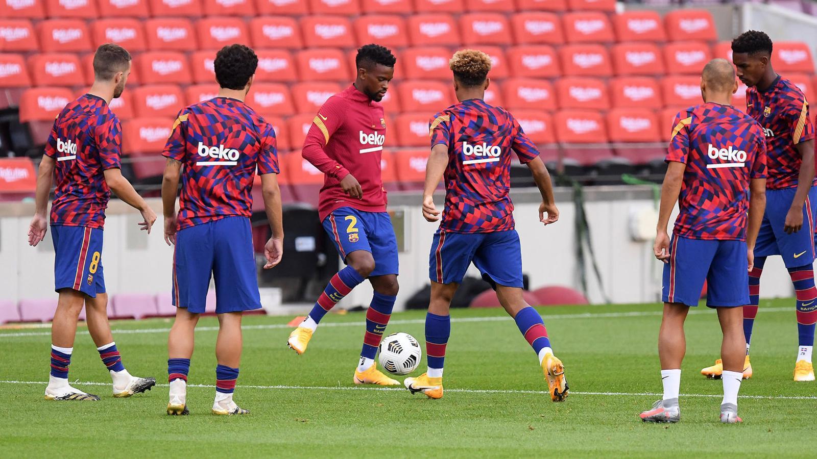 Mendes s'endú Semedo a la Premier i li fa un favor al Barça