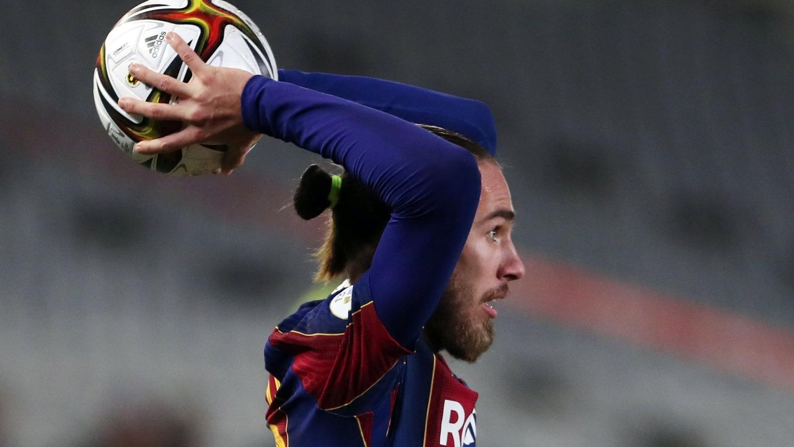 La Supercopa gradua Araujo i Mingueza en un Barça rejovenit