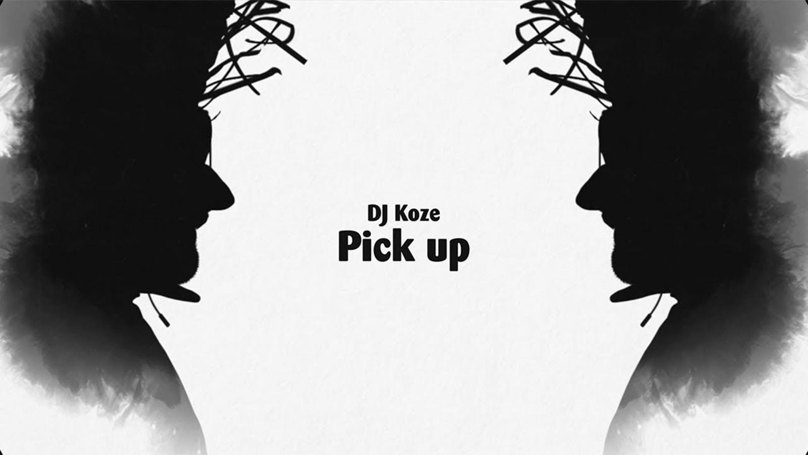 'Pick up', de Koze