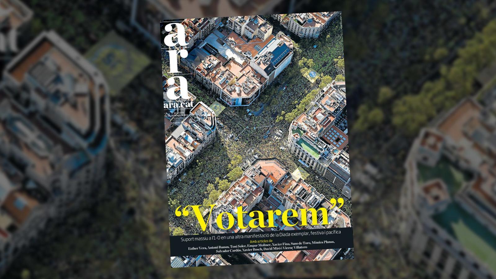 L'anàlisi d'Antoni Bassas: 'Us estem escoltant'