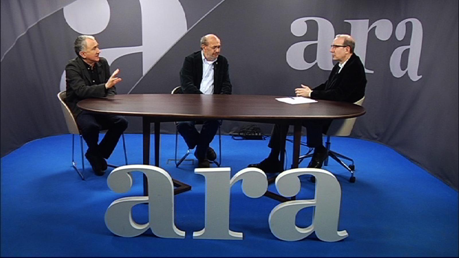 Joan Carles Gallego (CCOO): Les empreses més competitives són les que tenen ocupació estable i bons sous