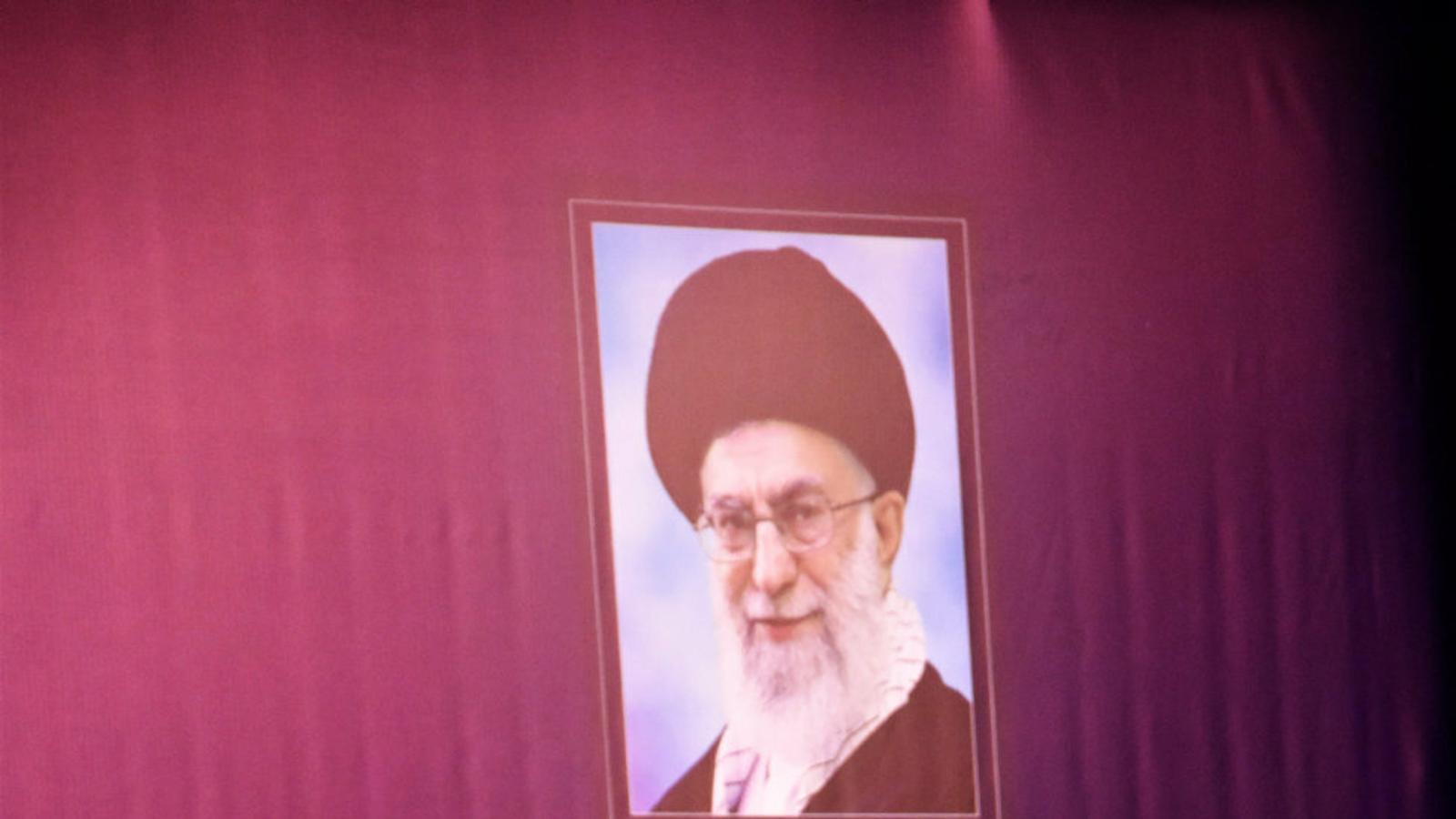 El portaveu del Consell de Guardians durant la roda de premsa que va fer en un hotel de Teheran.
