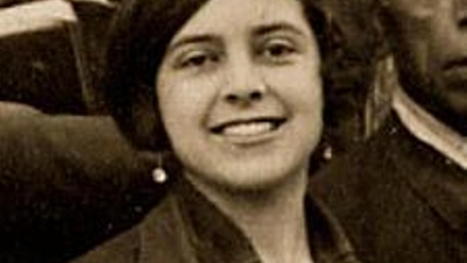 Aurora Picornell.