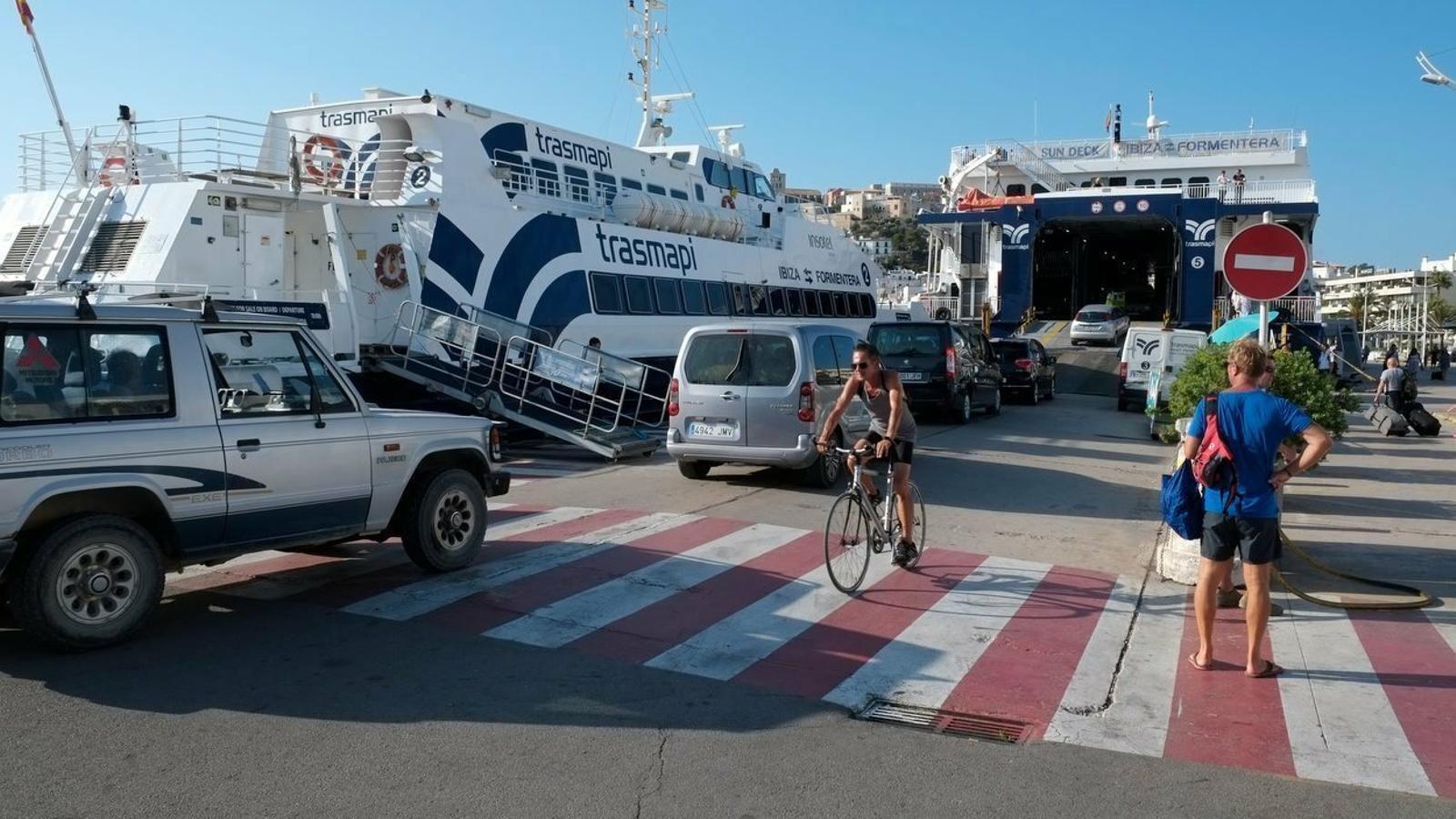 La limitació a Formentera podria ampliar-se a Menorca a judici de les empreses de lloguer de vehicles.