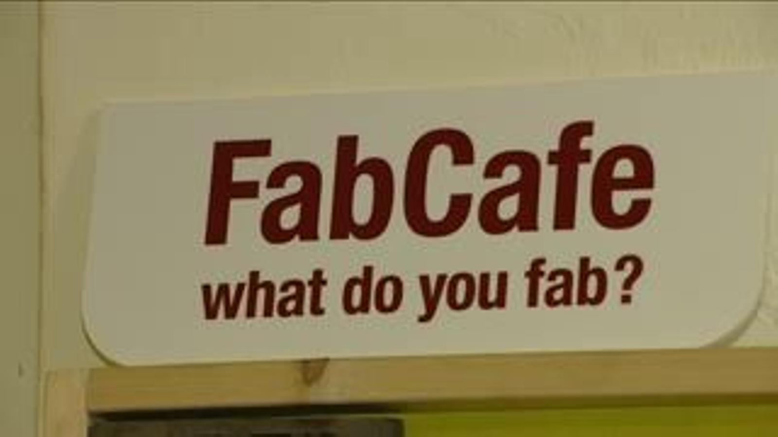 Funcionament del FabCafè de Barcelona