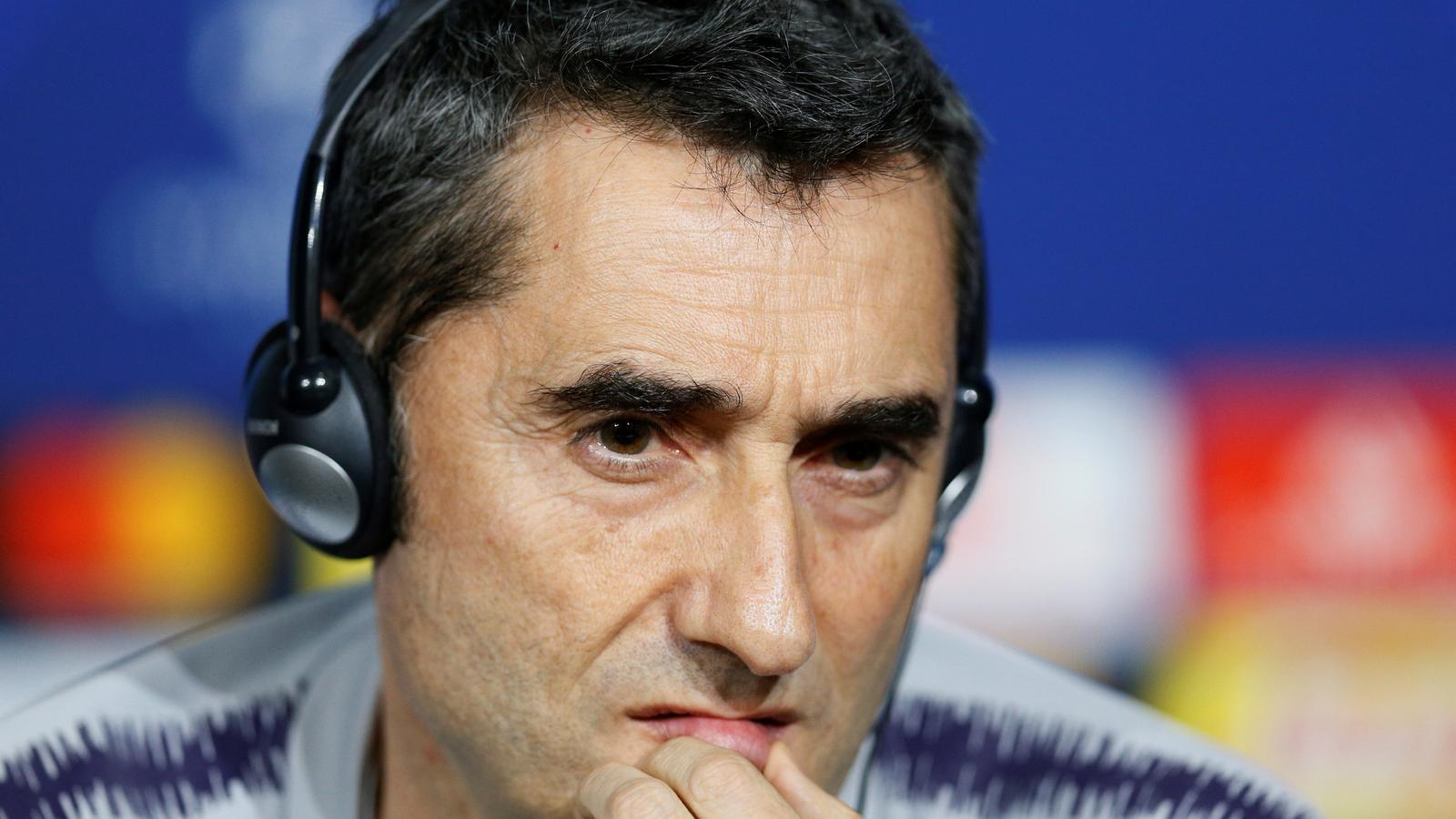 """Valverde: """"El Lió no ha perdut a la Champions i ataca molt bé. Serà dur"""""""