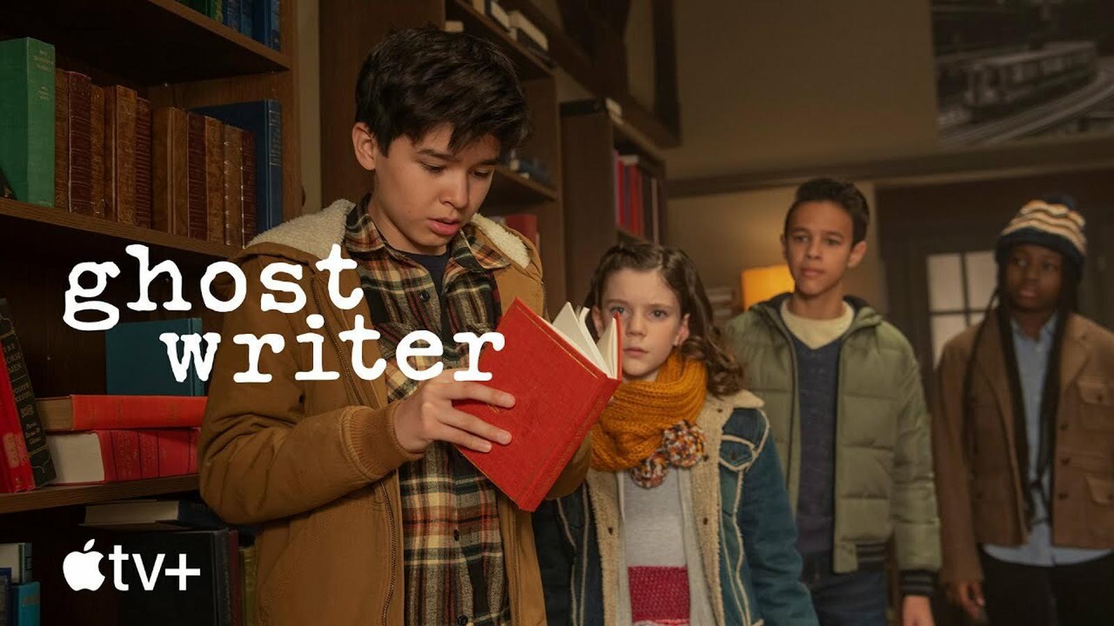'El escritor fantasma'