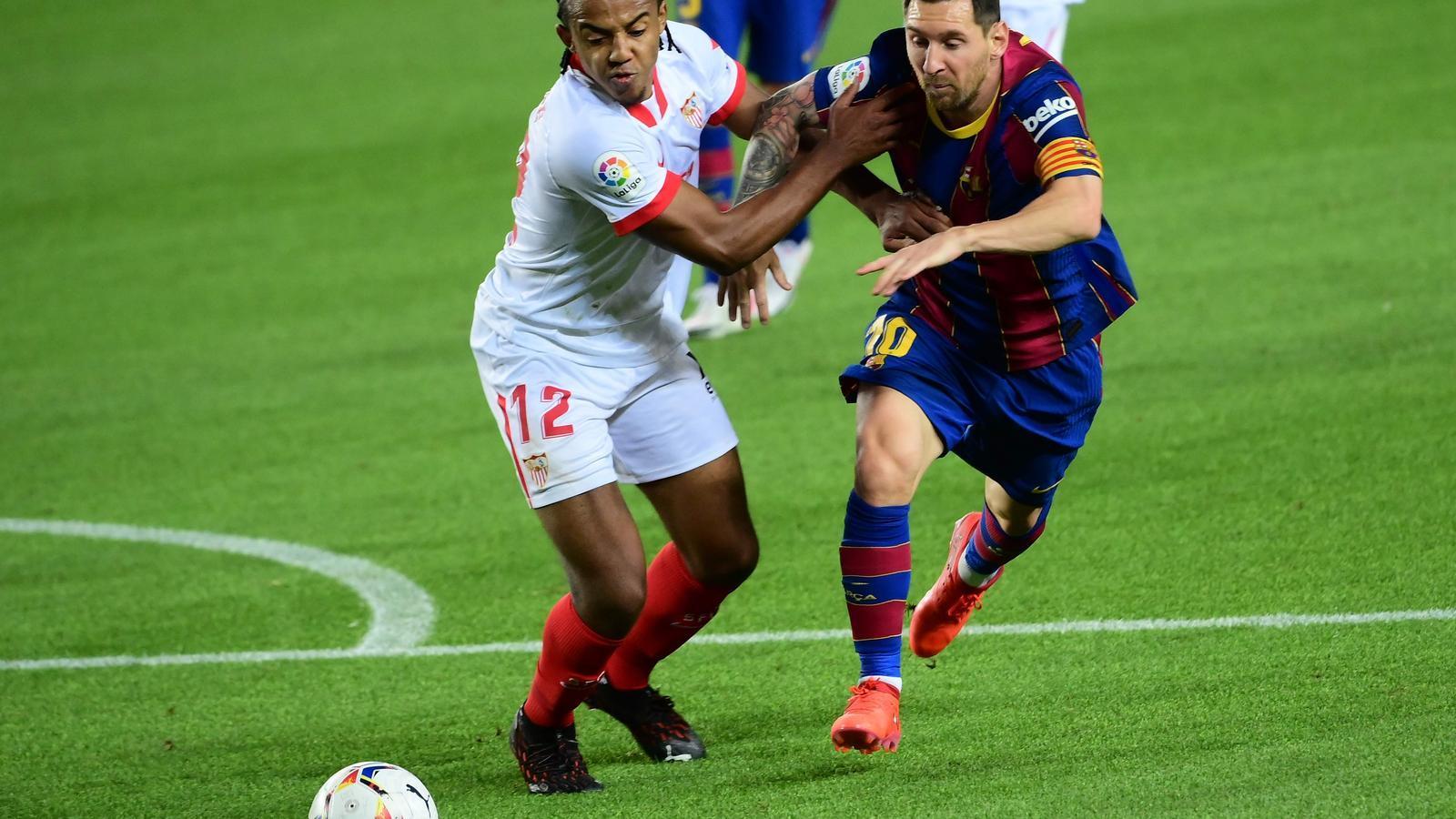 Un Sevilla superior posa el Barça al seu lloc (1-1)