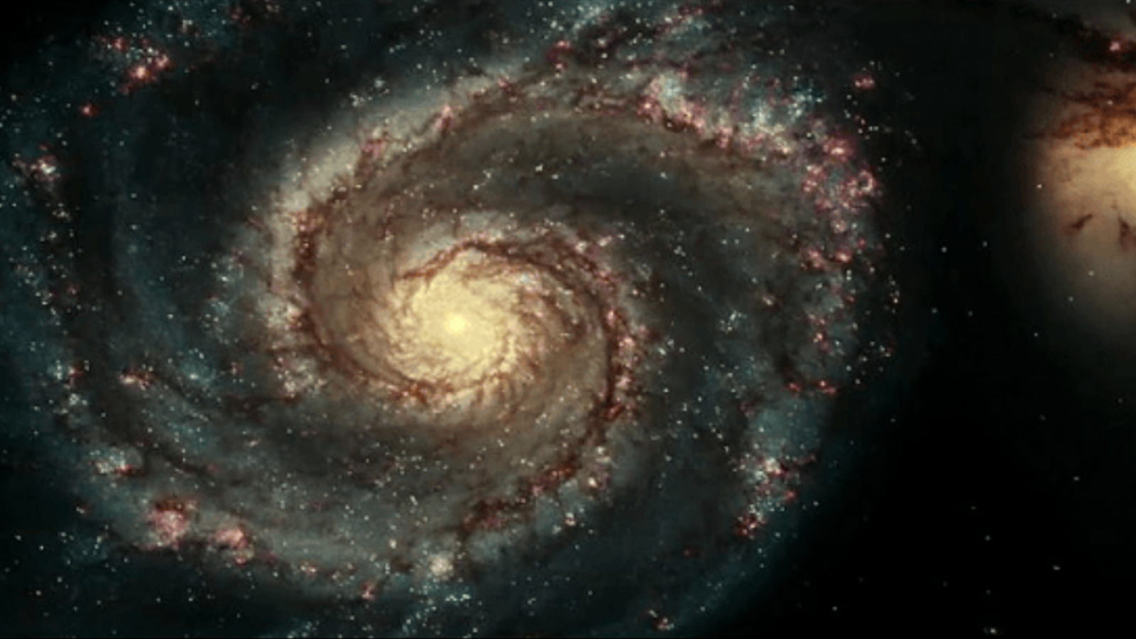 'Voyage of time', de Terence Malick