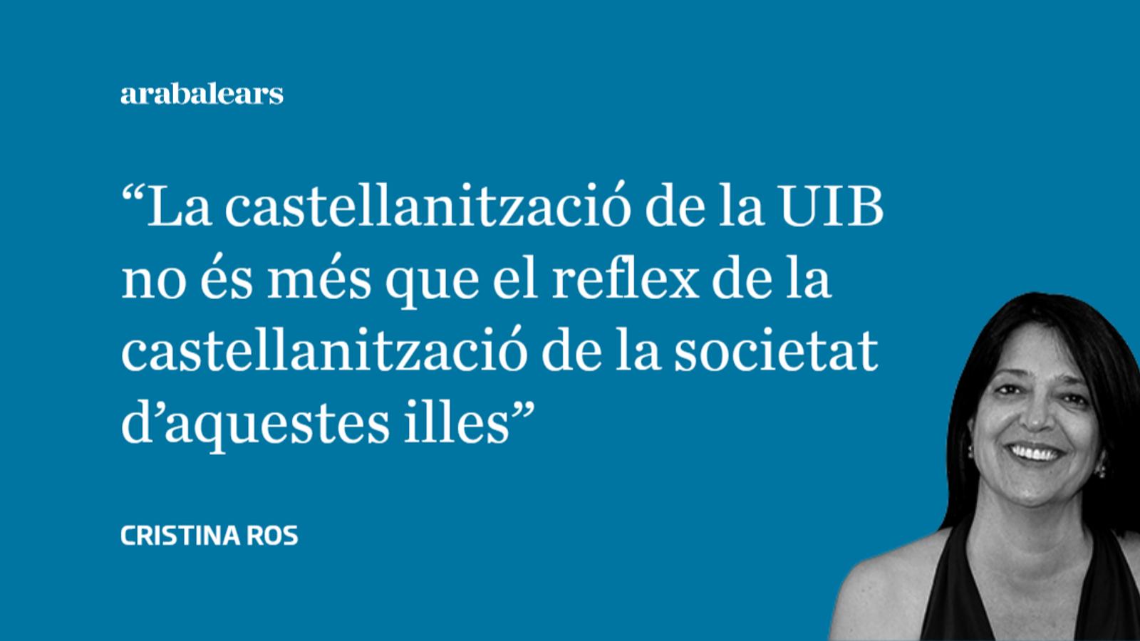 El castellà a la Universitat de les Illes Balears