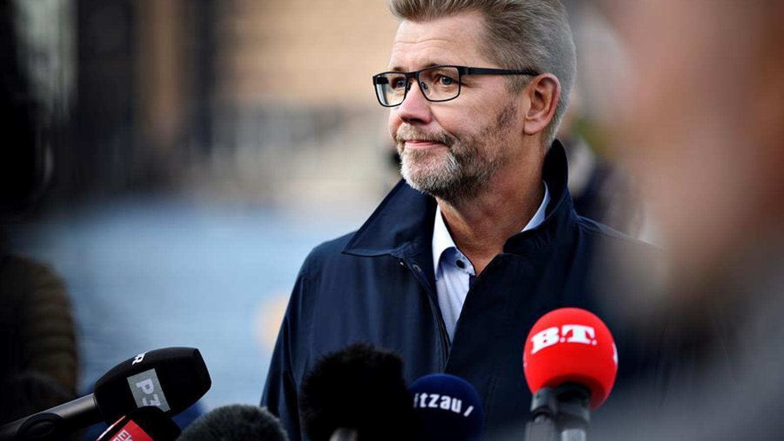 Frank Jensen, alcalde de Copenhaguen