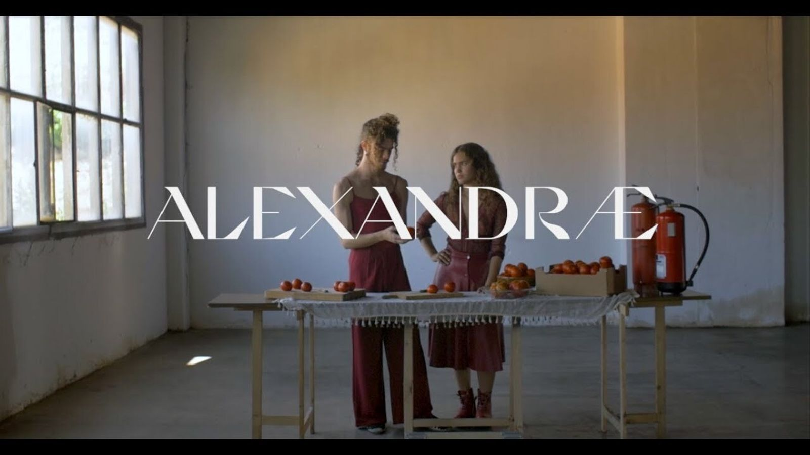 Alexandrae, 'Amazing species', videoclip