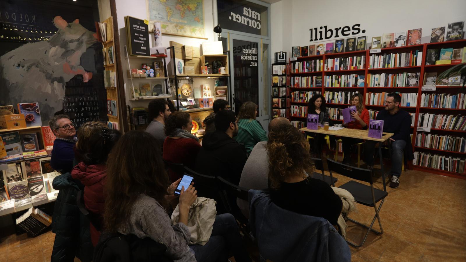 'Lila': història gràfica de la lluita feminista