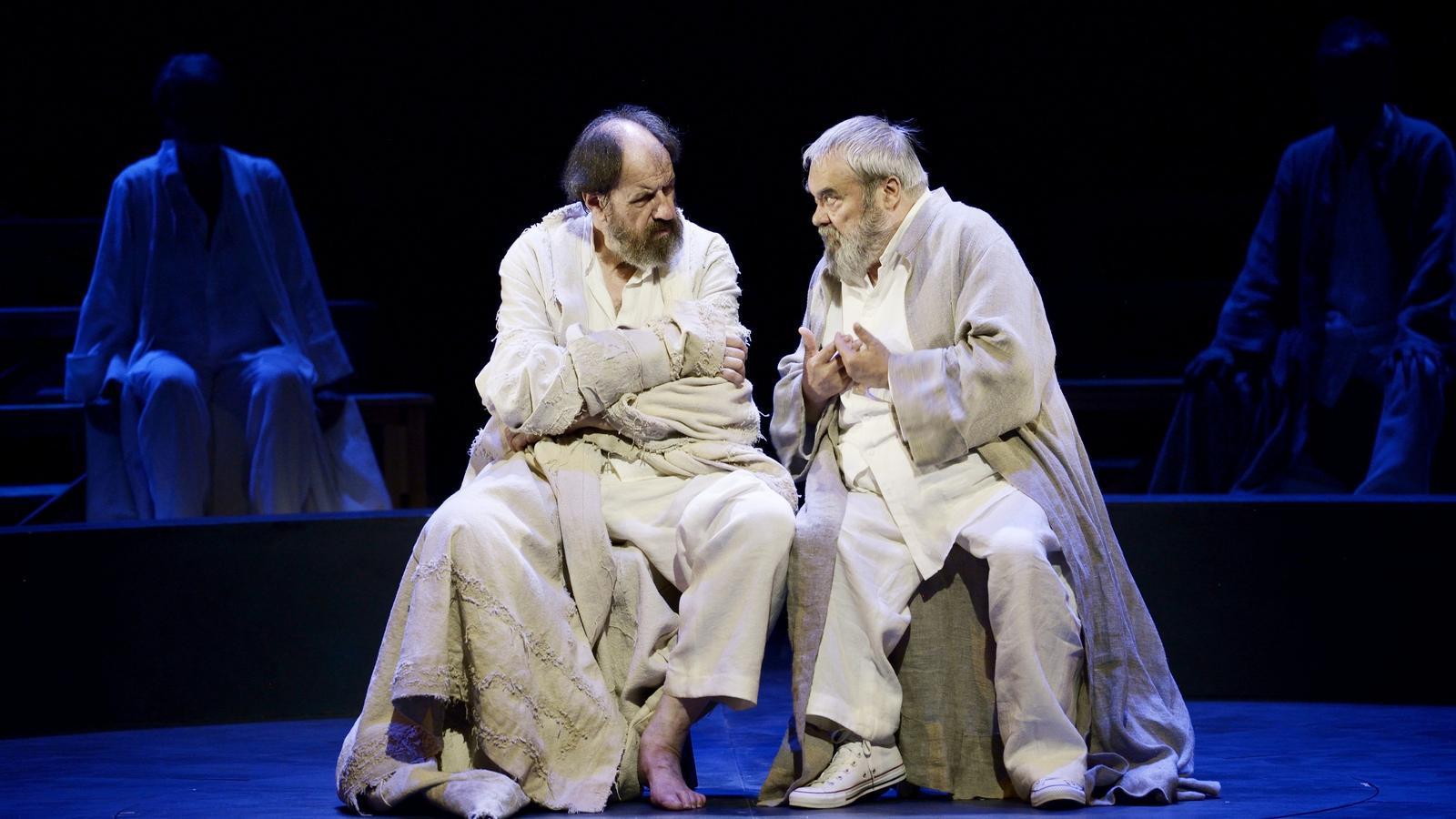 Resultat d'imatges de actor carles canut teatre