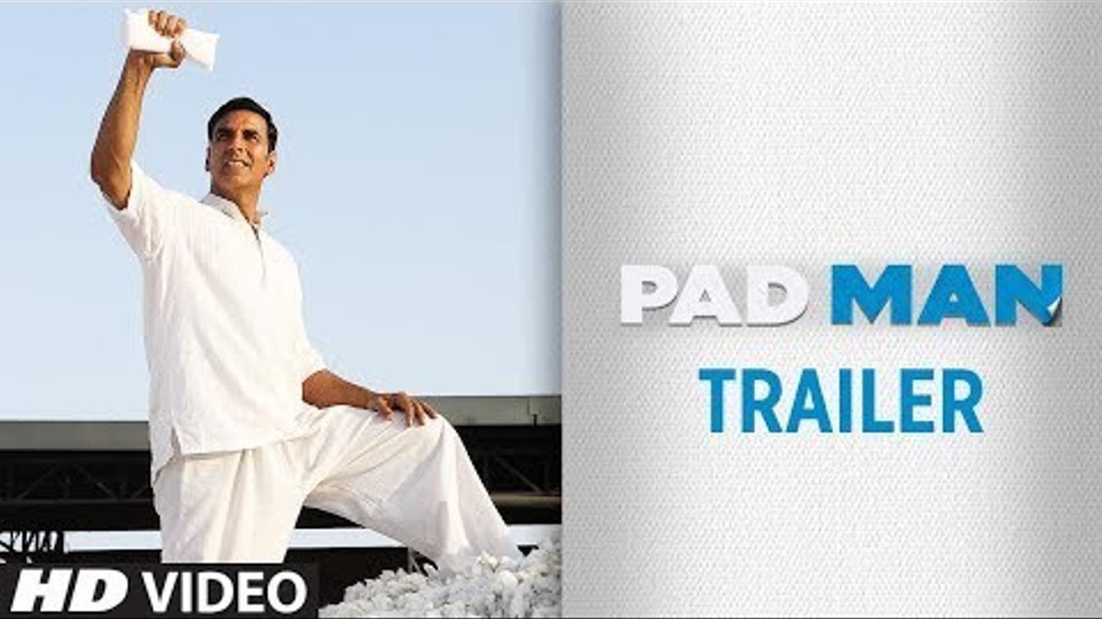 pel·lícula de Bollywood sobre els beneficis de la compresa