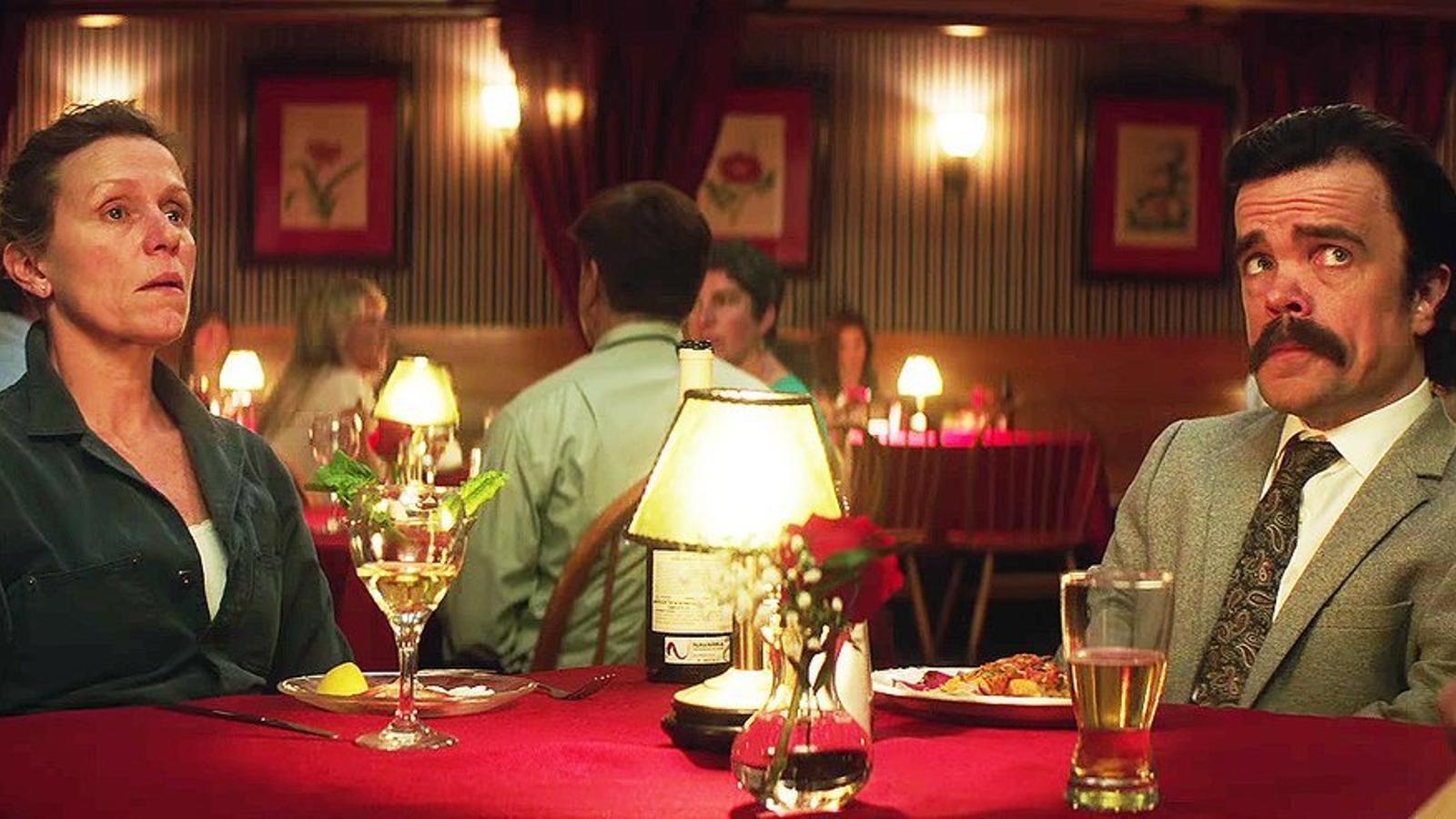 'Tres anuncios en las afueras', 'Lady bird' i 'Big little lies', guanyadores d'uns Globus d'Or amb accent independent