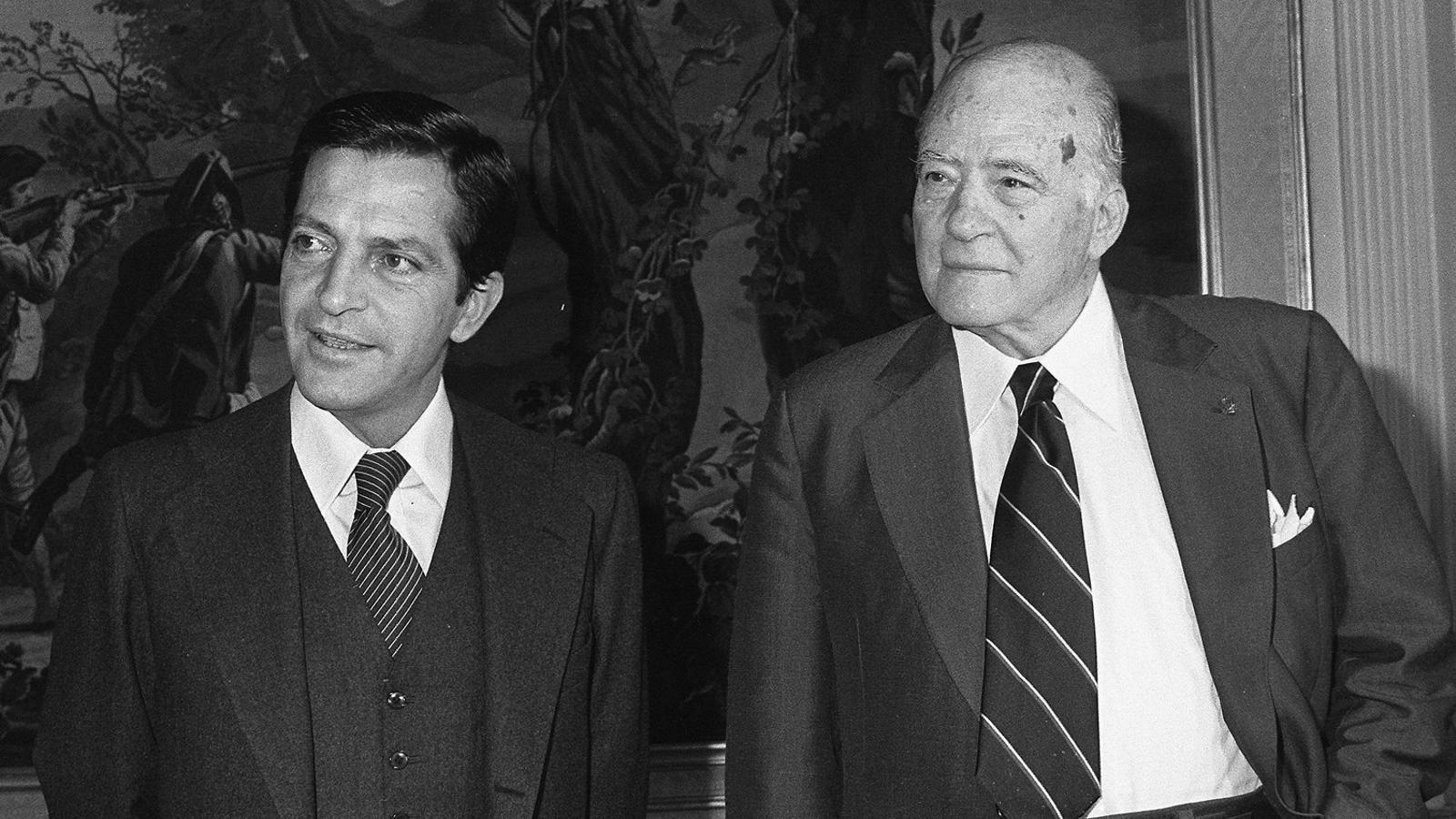 """1977 """"Puedo prometer y prometo"""", la frase més efectiva de la democràcia"""